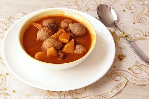 Dimah - http://www.orangeblossomwater.net -Kibbeh Safarjaliyeh 99o 500