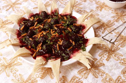 Dimah - http://www.orangeblossomwater.net - Lahmeh Bi-Karaz 99h .500