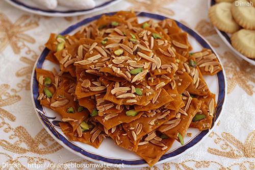 Dimah - http://www.orangeblossomwater.net - Eid Al-Fitr, Sweets 10 500