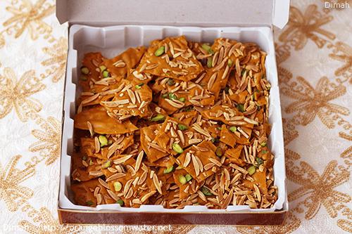 Dimah - http://www.orangeblossomwater.net - Eid Al-Fitr, Sweets 13 500