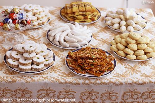 Dimah - http://www.orangeblossomwater.net - Eid Al-Fitr, Sweets 17 500