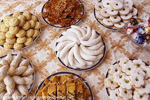 Dimah - http://www.orangeblossomwater.net -Eid Al-Fitr, Sweets 2 500