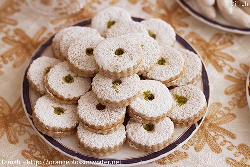 Dimah - http://www.orangeblossomwater.net - Eid Al-Fitr, Sweets 6 500