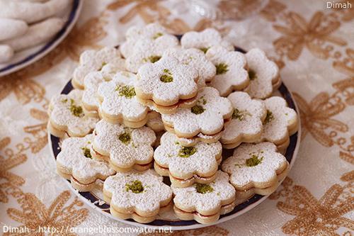 Dimah - http://www.orangeblossomwater.net - Eid Al-Fitr, Sweets 7 500