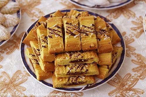 Dimah - http://www.orangeblossomwater.net - Eid Al-Fitr, Sweets 9 500