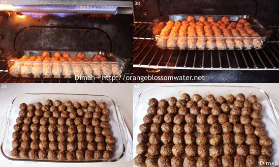 Dimah - http://www.orangeblossomwater.net - Kibbeh Qassabiyeh 90