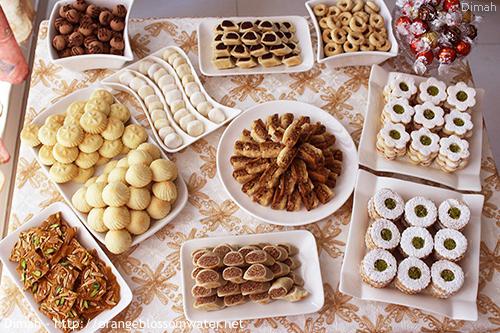 Dimah - http://www.orangeblossomwater.net - Eid Al-Adha, Sweets 1 500