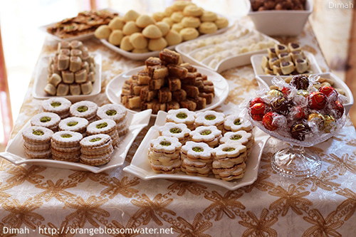 Dimah - http://www.orangeblossomwater.net - Eid Al-Adha, Sweets 2 500