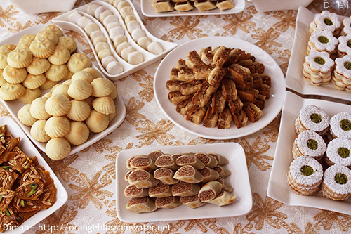 Dimah - http://www.orangeblossomwater.net - Eid Al-Adha, Sweets 3 500
