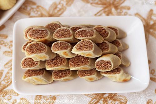 Dimah - http://www.orangeblossomwater.net - Eid Al-Adha, Sweets 90 500