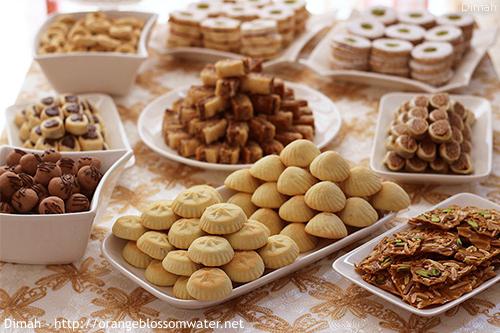 Dimah - http://www.orangeblossomwater.net - Eid Al-Adha, Sweets 98 500