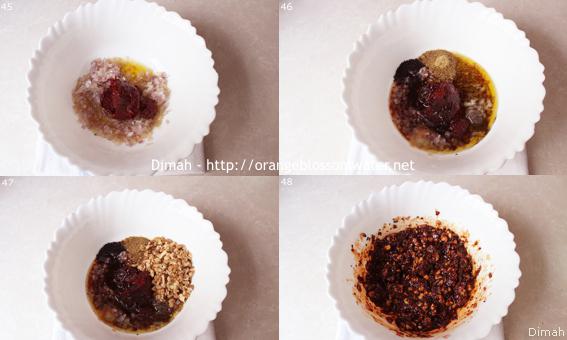 Dimah - http://www.orangeblossomwater.net - Bathenjan Mshattah 92