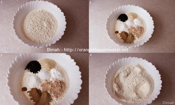 Dimah - http://www.orangeblossomwater.net - Ka'ek Al-Eid Al-Maleh 1