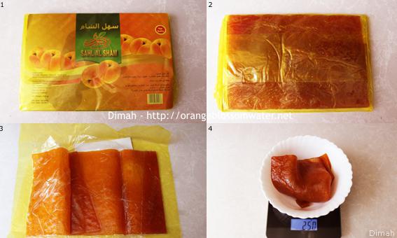 Dimah - http://www.orangeblossomwater.net - Sharab Qamar Ad-Din 1