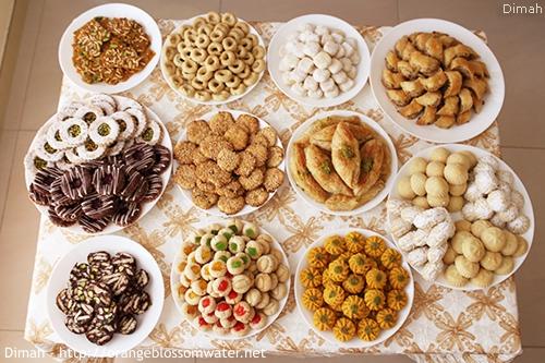 Dimah - http://www.orangeblossomwater.net - Eid Al-Fitr, Sweets - 2016 1 500