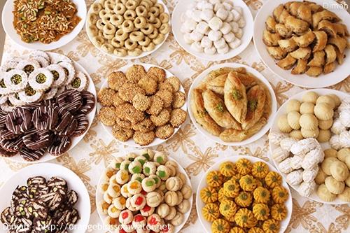 Dimah - http://www.orangeblossomwater.net -Eid Al-Fitr, Sweets - 2016 2 500