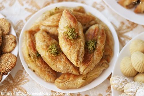 Dimah - http://www.orangeblossomwater.net -Eid Al-Fitr, Sweets - 2016 4 500