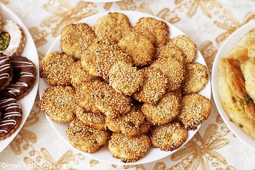Dimah - http://www.orangeblossomwater.net -Eid Al-Fitr, Sweets - 2016 8 500