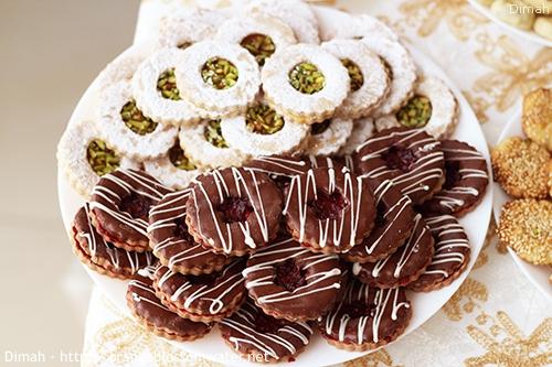 Dimah - http://www.orangeblossomwater.net -Eid Al-Fitr, Sweets - 2016 9 500