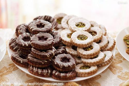 Dimah - http://www.orangeblossomwater.net - Eid Al-Fitr, Sweets - 2016 90 500