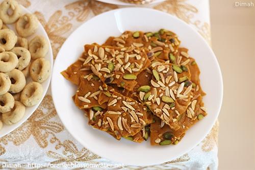 Dimah - http://www.orangeblossomwater.net - Eid Al-Fitr, Sweets - 2016 97 500