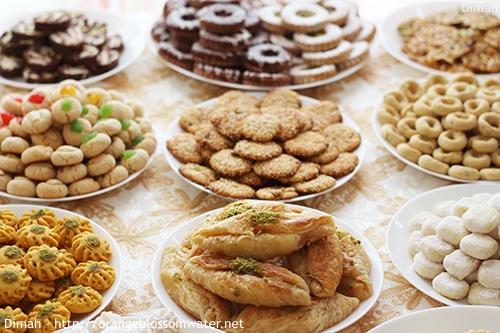 Dimah - http://www.orangeblossomwater.net - Eid Al-Fitr, Sweets - 2016 99a 500