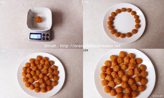 Dimah - http://www.orangeblossomwater.net -Ma'amoul 99g