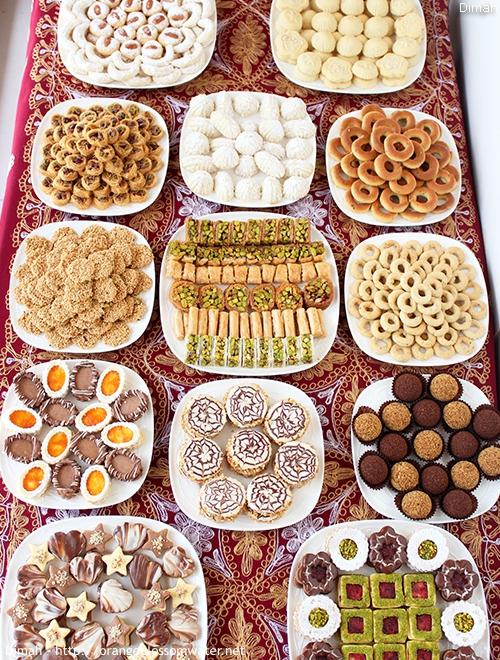 Best Uae 2017 eid al-fitr food - Eid-Al-Fitr-Sweets-2017-2  Pic_693645 .jpg